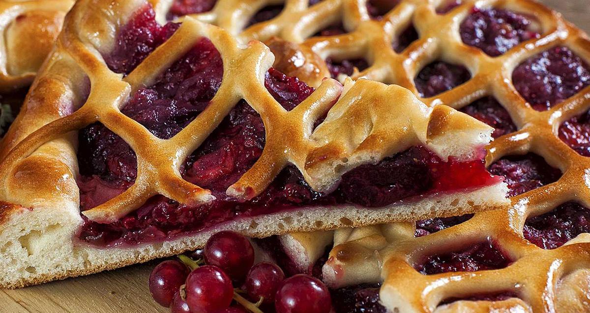 Самые вкусные сладкие пироги рецепты