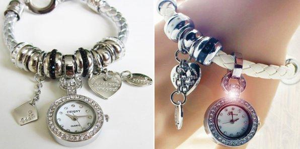 - 33% на модные часы-браслет!