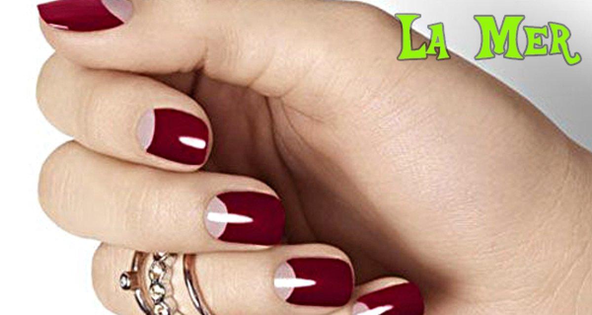 -70% на ногтевой сервис в салоне красоты La Mer