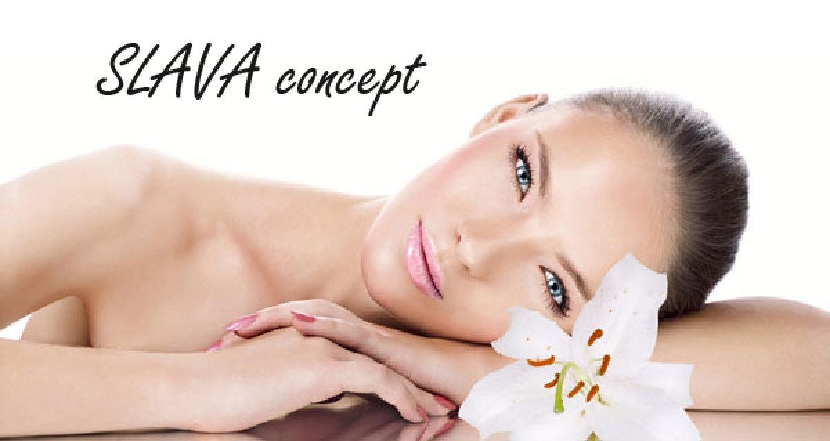 -73% на косметологию в SLAVA concept