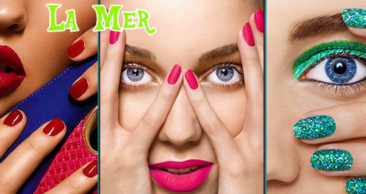 -70% на ногтевой сервис в салоне La Mer