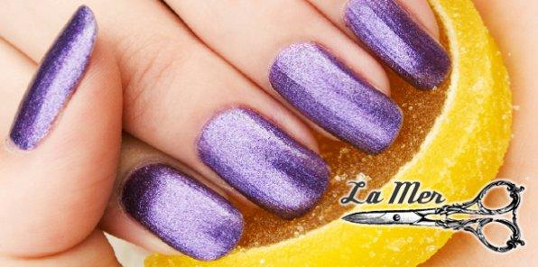 -78% на ногтевой сервис в салоне La Mer