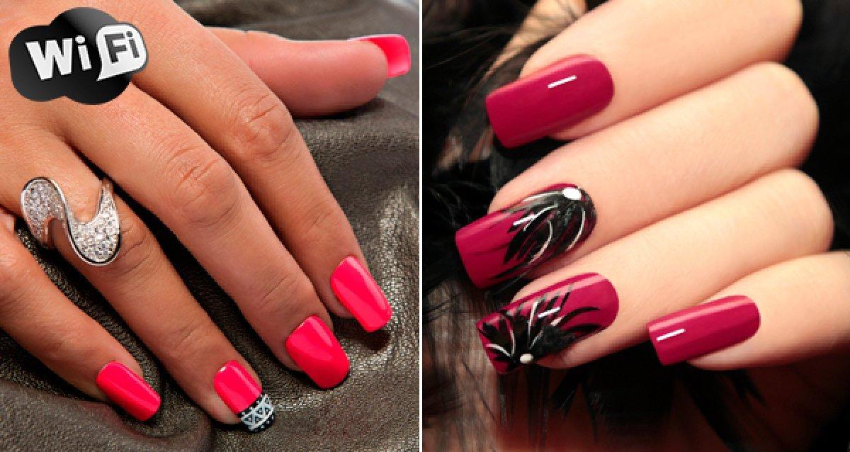 -70% на услуги для ногтей