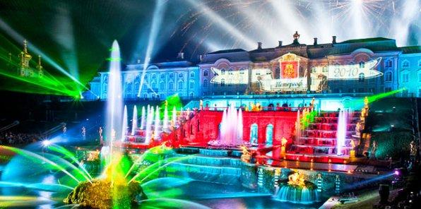 -50% на тур в Петергоф на открытие фонтанов