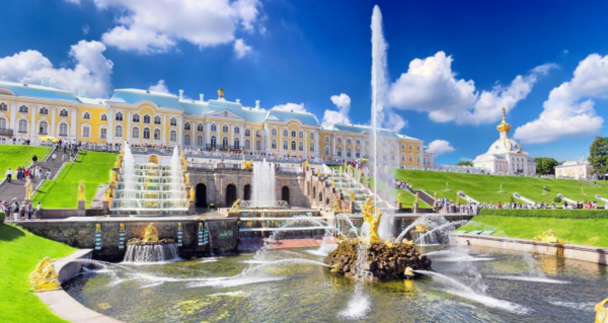 -40% на экскурсионный тур в Петергоф