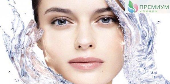 -54% на косметологию в «Премиум клиник»
