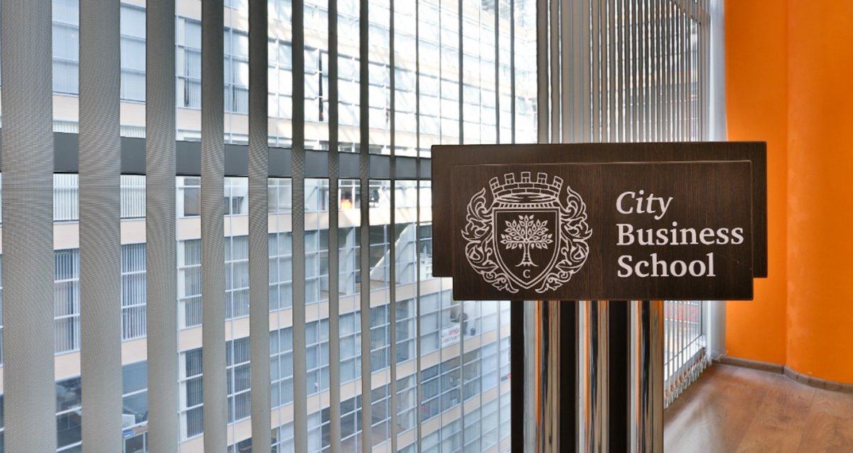-43% на обучение от City Business School