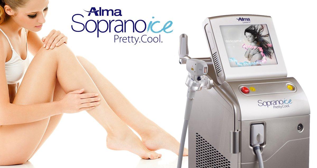 -65% на лазерную эпиляцию Soprano ICE в клинике Este Clinic