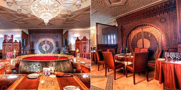 -50% на банкеты в ресторане «Дамас»