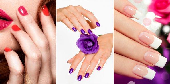 -80% на услуги для ногтей на Пионерской