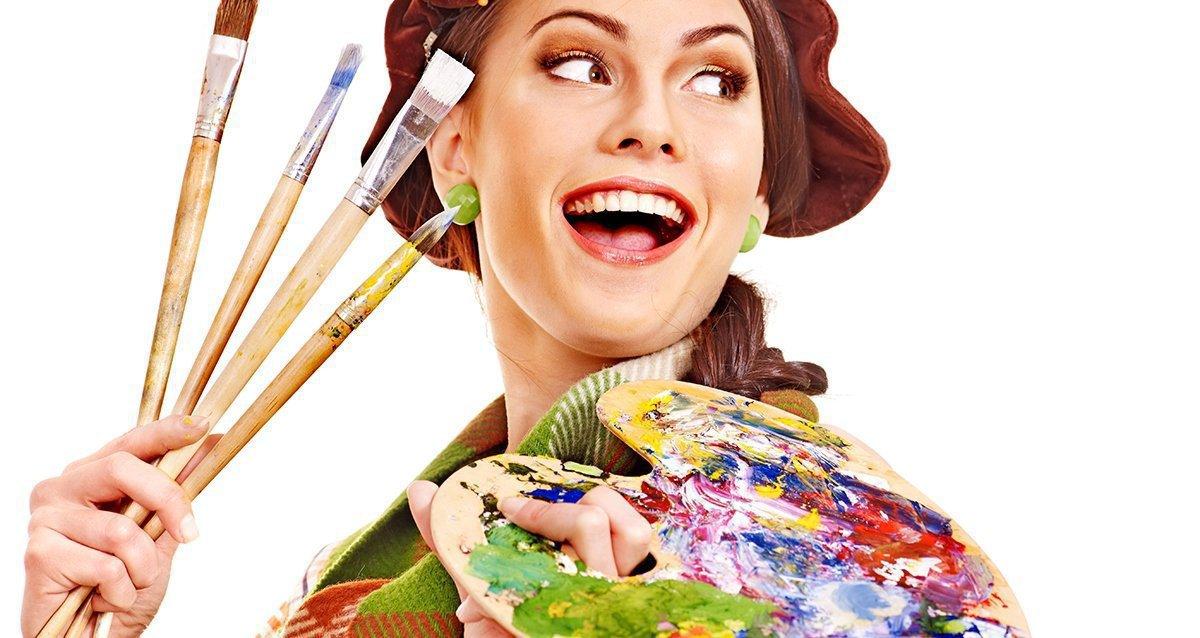 -60% на обучение в студии живописи «Валенсия»