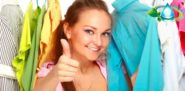-50% на услуги экспресс-химчистки Eco Dry