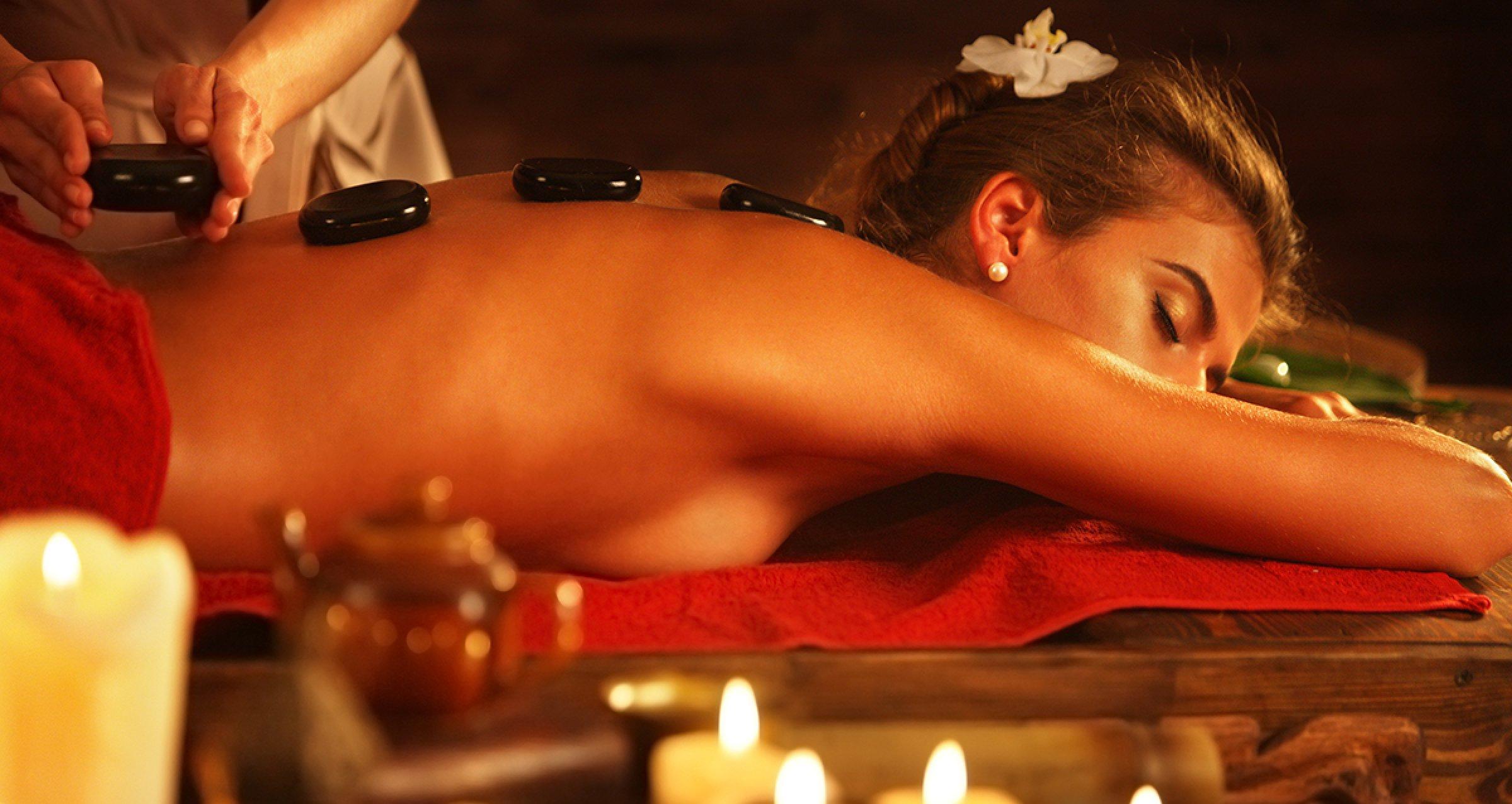 сумашедший массаж просто