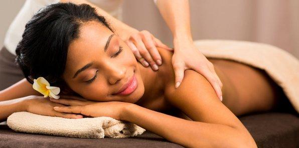 -50% на SPA и массаж