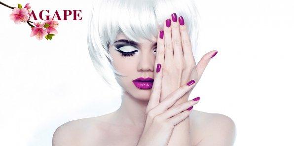 -89% на ногтевой сервис в салоне красоты AGAPE