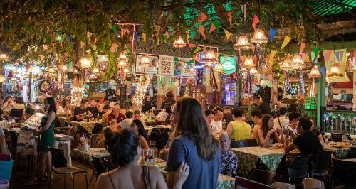 Необычные рестораны Москвы