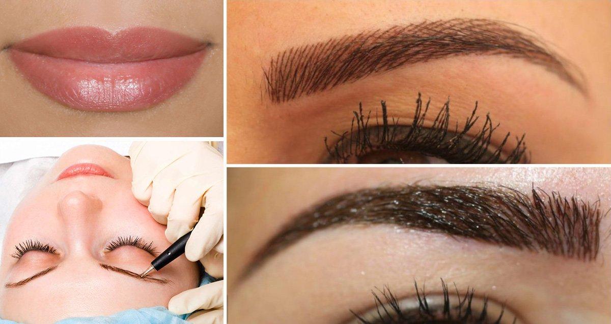 -85% на татуаж в салоне красоты Beauty Studio