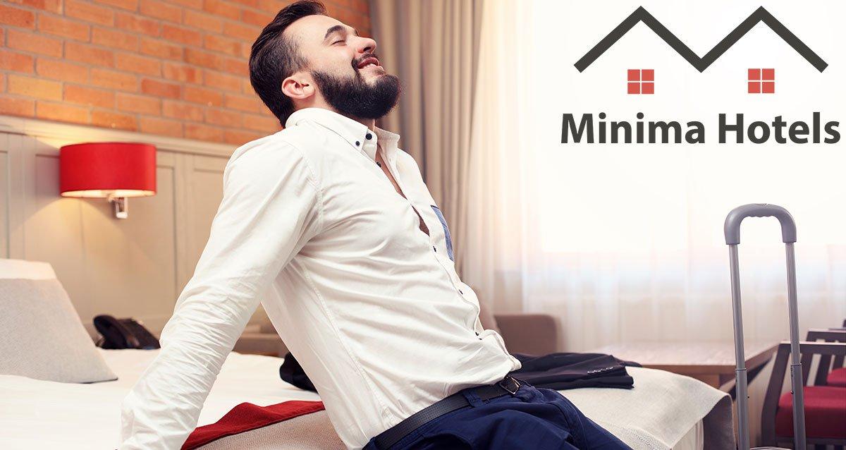 -30% на проживание в 6 отелях сети MinimaHotels
