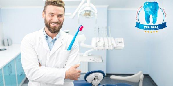 -80% от клиники современной стоматологии Van Dent