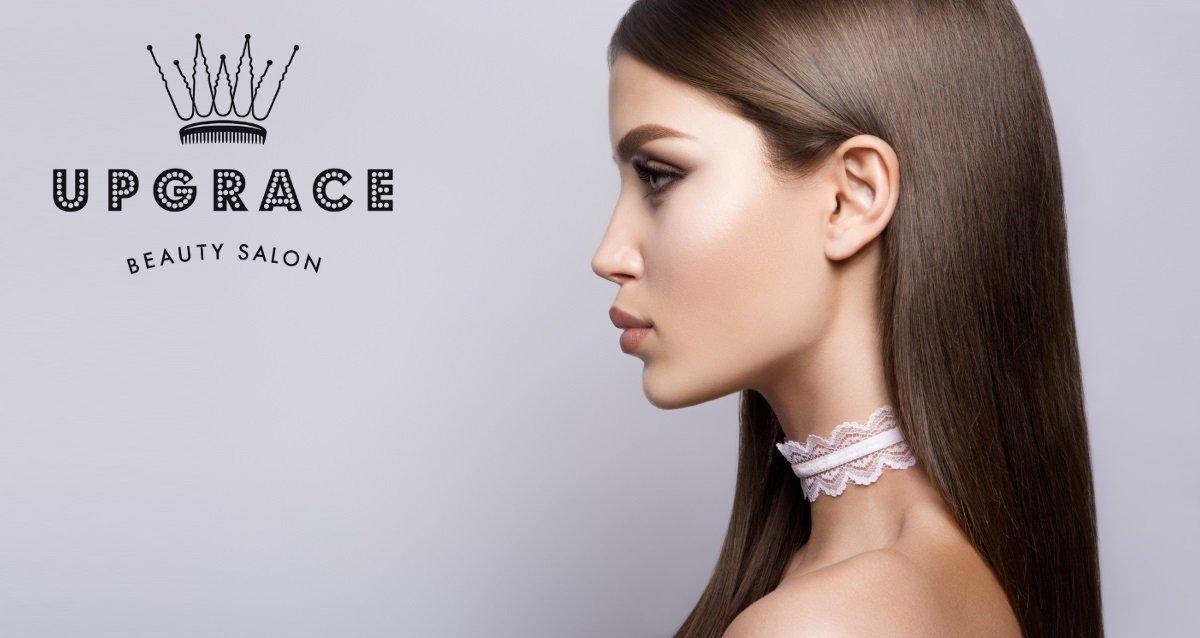 -85% на услуги для волос от мастерской красоты Up Grace