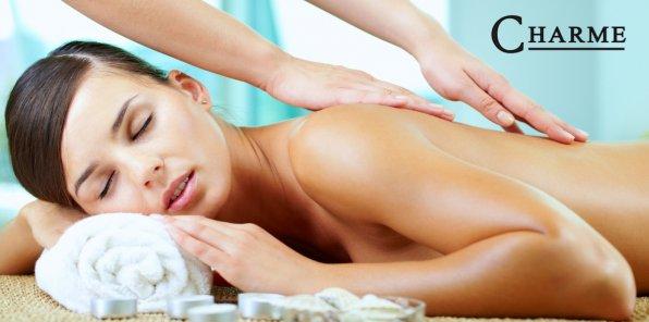 -80% на массаж в салоне красоты Charme