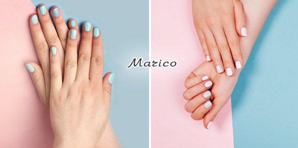-80% на ногтевой сервис в студии Marico
