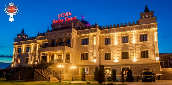 -50% в отеле Nabat Palace 5*