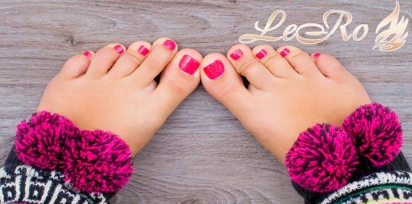 -76% на ногтевой сервис в салоне красоты Lero