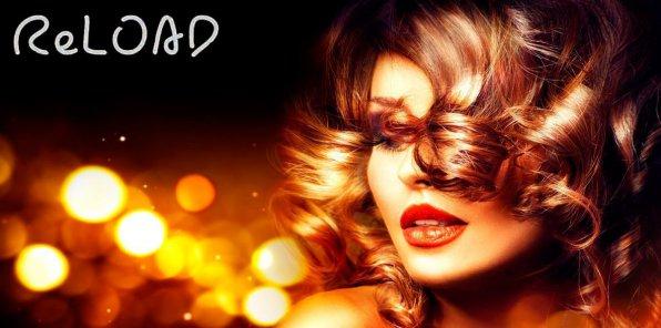 -66% на услуги для волос в студии ReLOAD