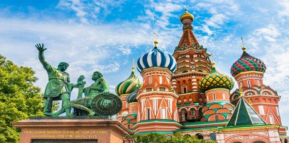 -50% на экскурсии по Москве