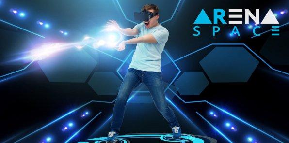Парк виртуальной реальности Arena Space в ТРК «Щука»