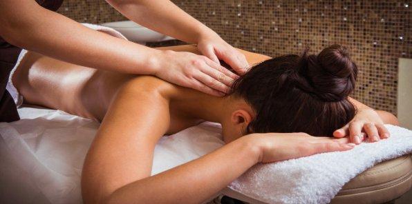 -80% на массаж в салоне на Новослободской