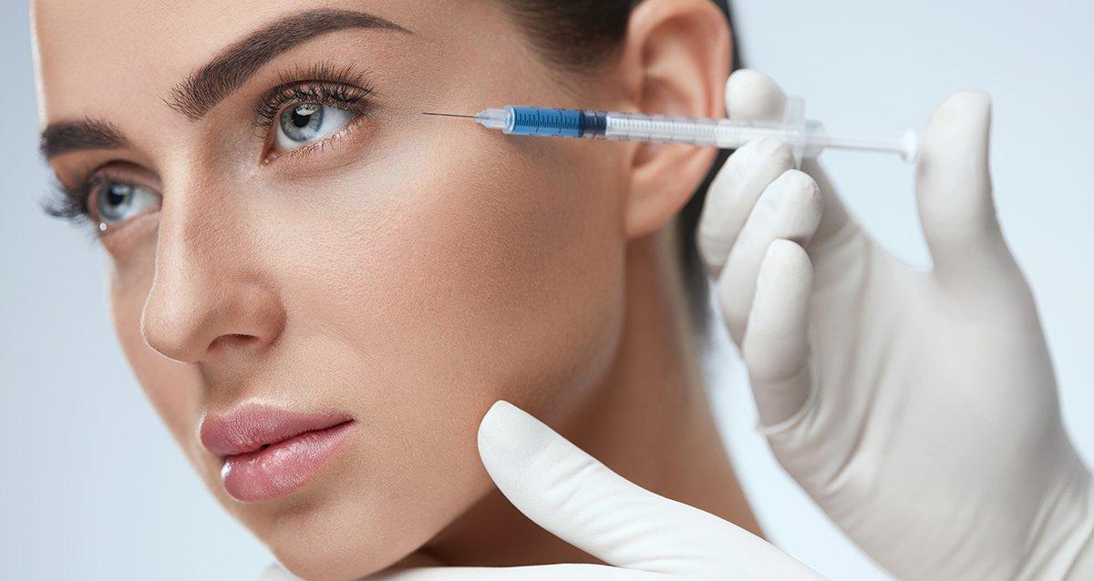-65% на чистки и инъекционную косметологию