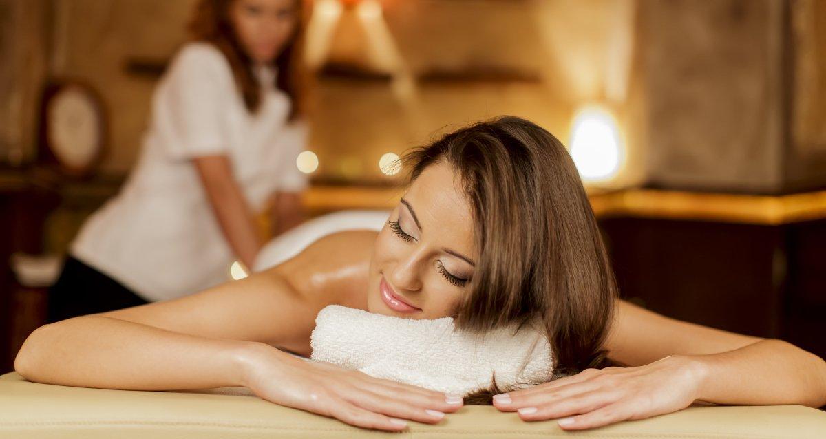 -70% на массаж и SPA в салоне «Спа в темноте»