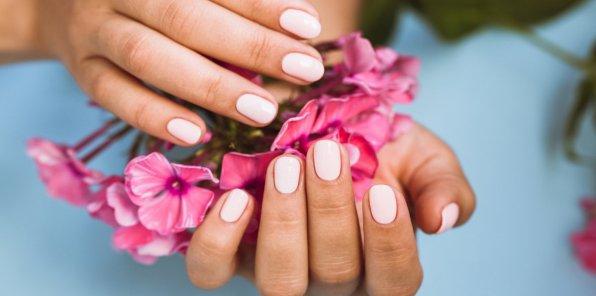 -57% на ногтевой сервис в салоне красоты «Виктория»