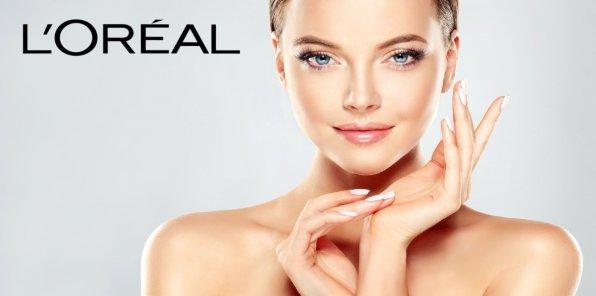 До -89% на косметологию в студии красоты L'OREAL