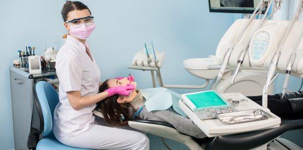 До -50% на стоматологию на Академической