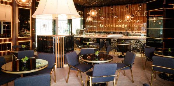 -50% на десерты в Le Melange Cafe