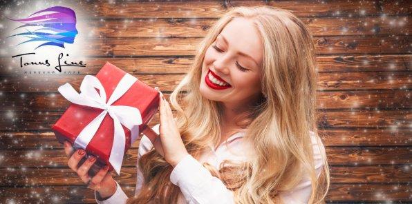 До -40% на подарочные сертификаты от Tonus Line