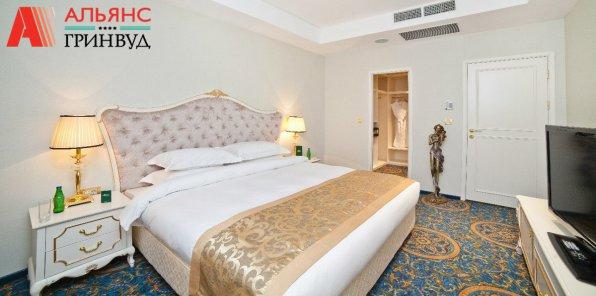 До -41% на отдых в отеле «Альянс Гринвуд»