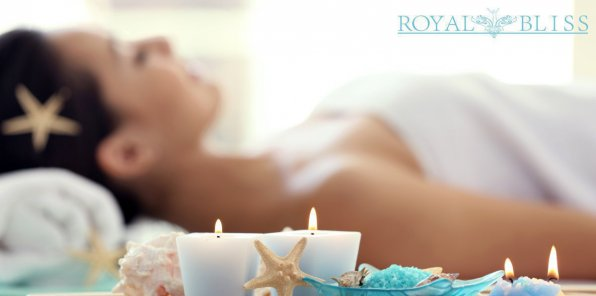 До -50% в ROYAL BLISS Massage and SPA