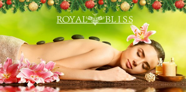 До -60% в салоне ROYAL BLISS Massage and SPA