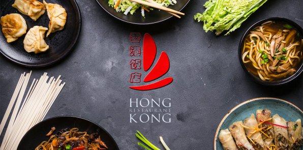 -35% в ресторане китайской кухни «Гонконг»