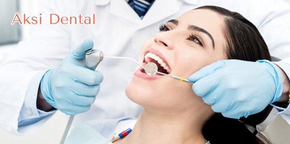 Скидки до 75% на услуги стоматологии Aksi Dental