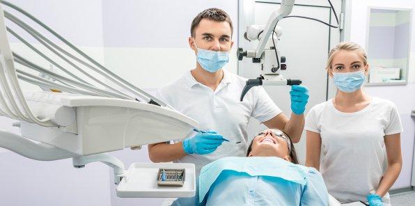 До -58% на услуги стоматологии «Мидодент»