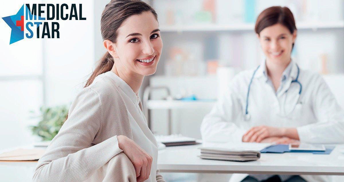 До -78% на обследования для женщин в Medical Star