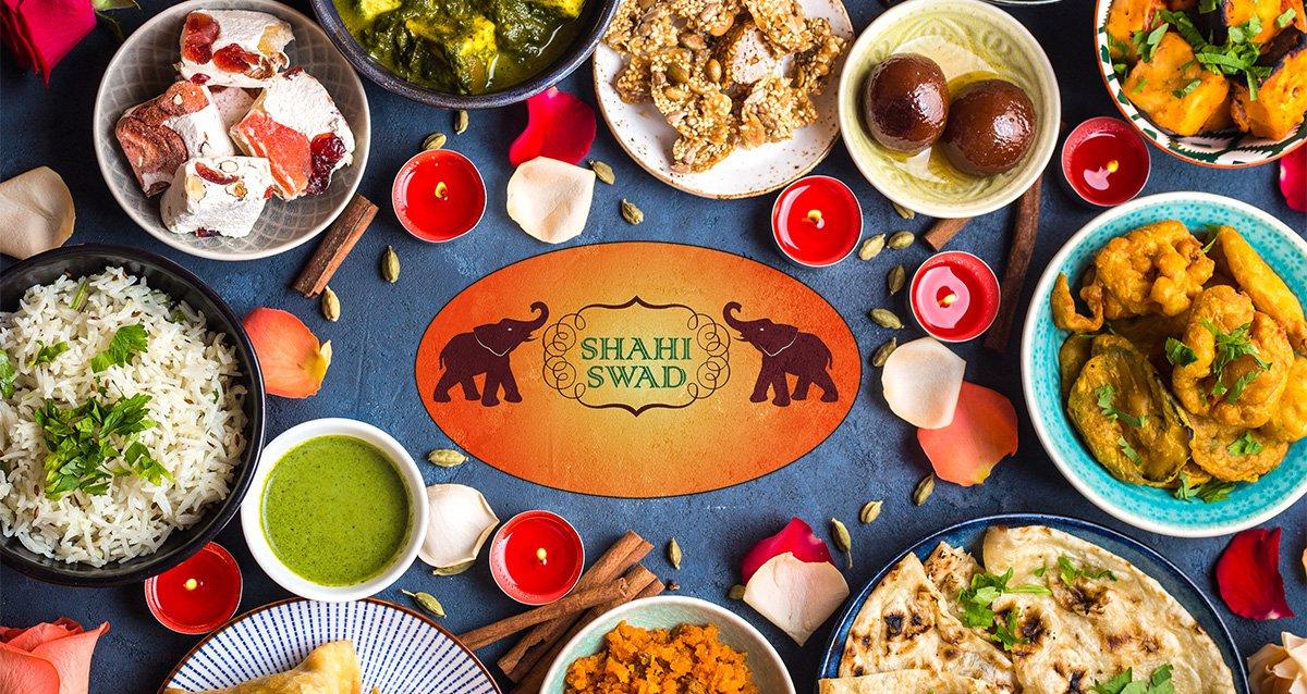 -40% на меню в ресторане Shahi Swad