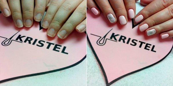 До -77% на ногтевой сервис в салоне Kristel