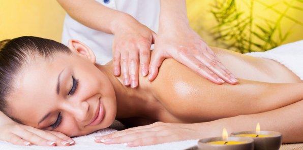 Скидки до 80% на массаж в студии красоты Mix-studia
