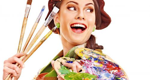 Скидка 60% на обучение в студии живописи